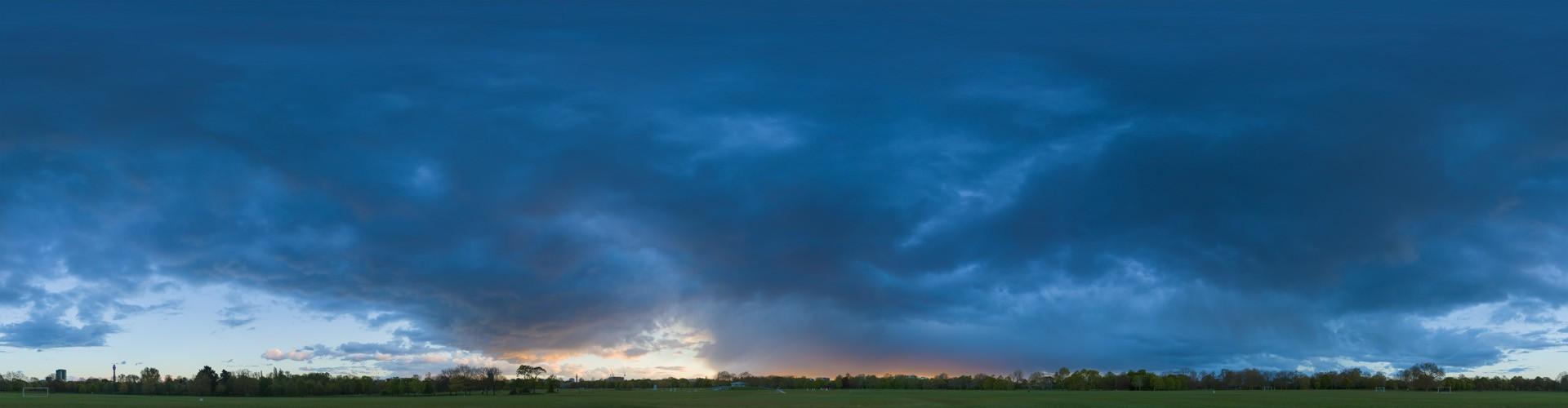 Rainy Blue Hour 8242 (30k) HDRI