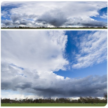 Rainy Clouds 2056 (30k) HDRI Panoramas