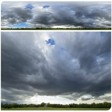 Rainy Clouds 2234 (60k) Panoramas