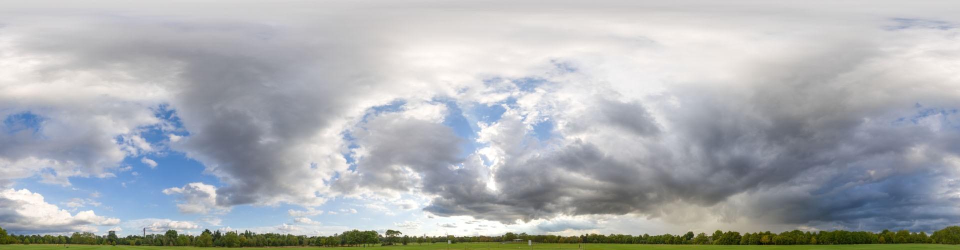 Rainy Clouds 2478 (30k) HDRI