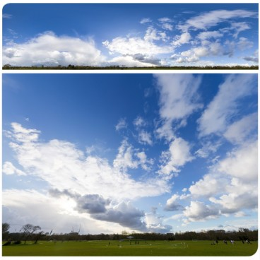 Rainy Clouds 2777 (30k) HDRI Panoramas
