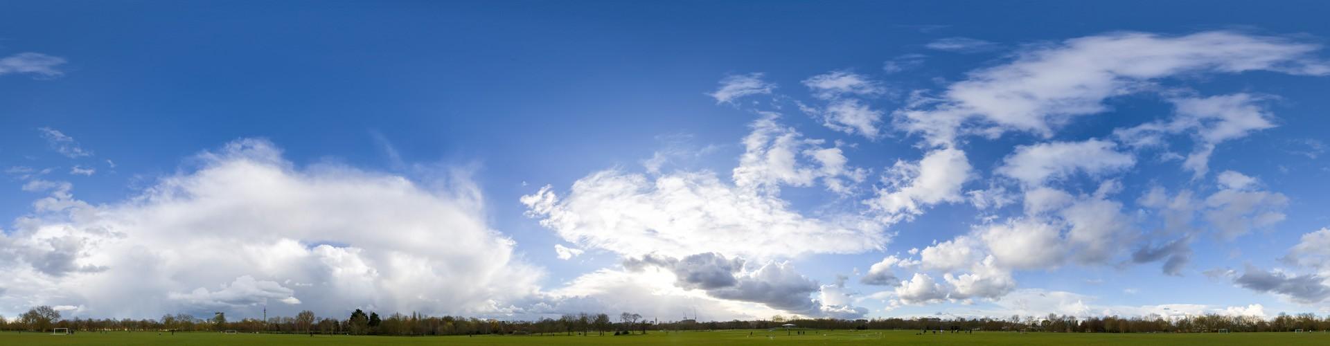 Rainy Clouds 2777 (30k) HDRI