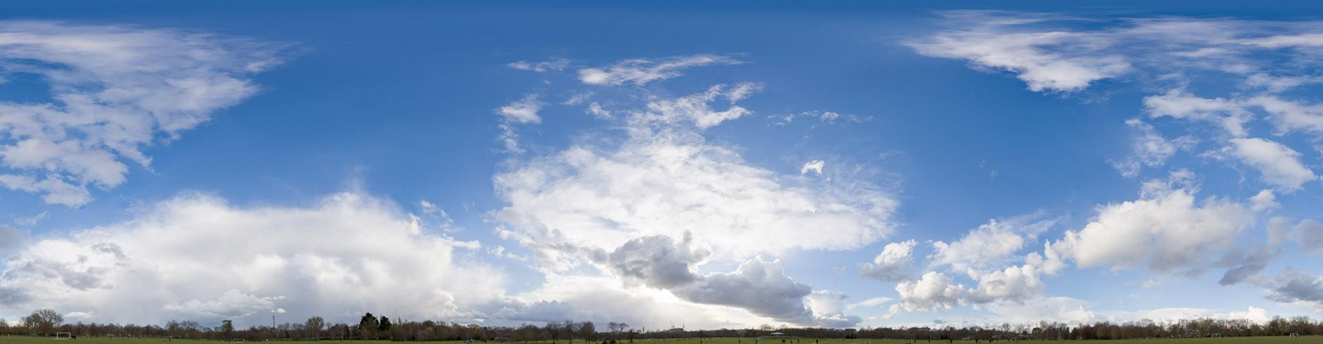 Rainy Clouds 2858 (60k) HDRI