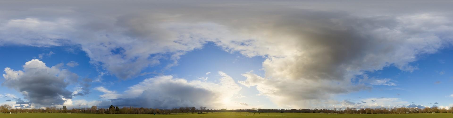 Rainy Clouds 3692 (30k) HDRI