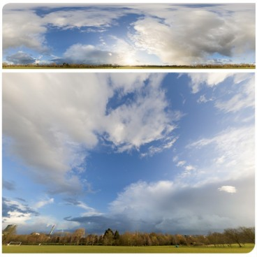 Rainy Clouds 3830 (30k) HDRI Panoramas