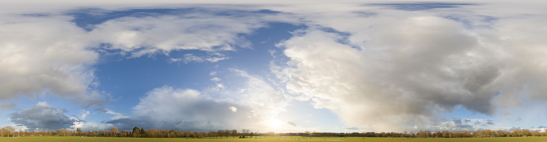 Rainy Clouds 3830 (30k) HDRI