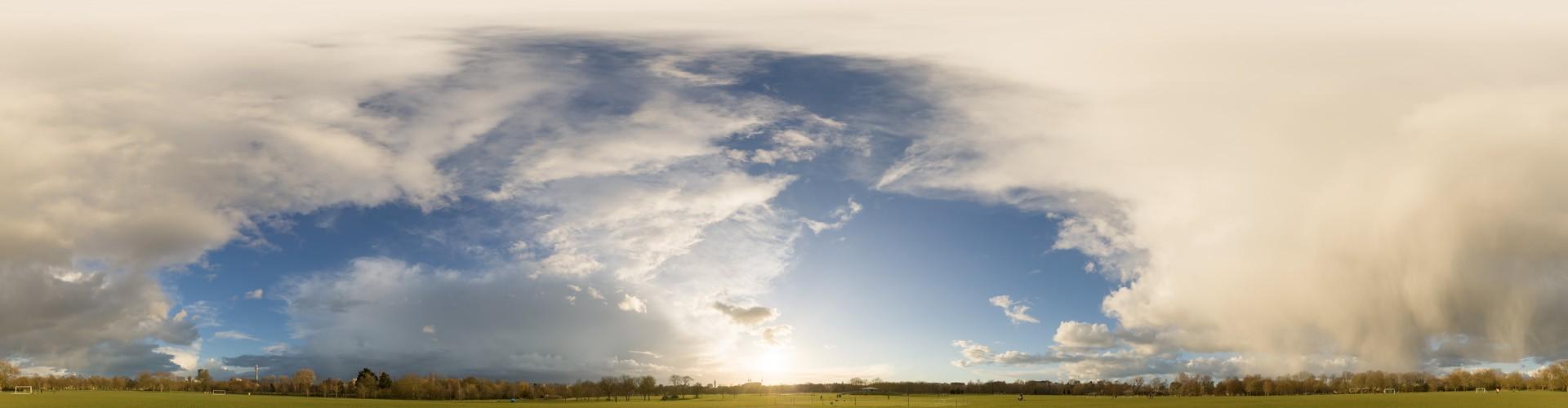 Rainy Clouds 4187 (30k) HDRI