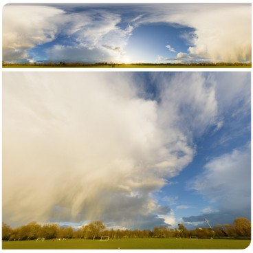 Rainy Clouds 4256 (30k) HDRI Panoramas