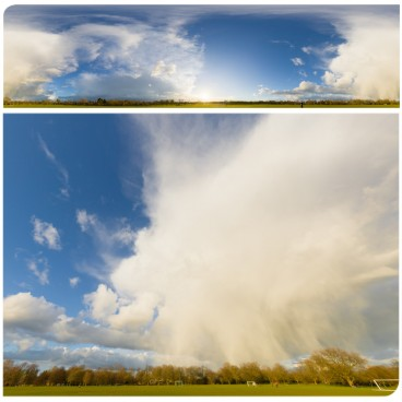 Rainy Clouds 4328 (30k) HDRI Panoramas