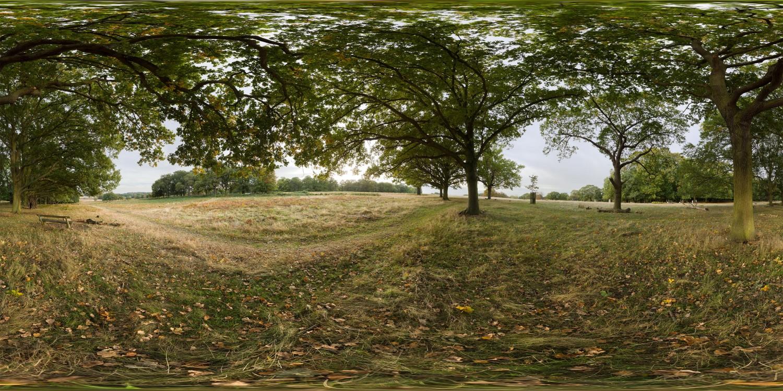 Richmond Park 1 (30k) HDRI