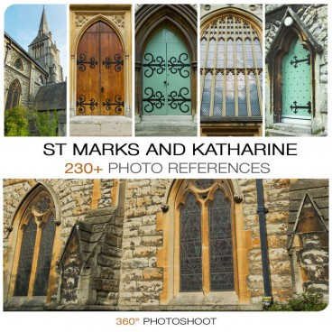 ST MARKS AND KATHERINE CHURCH