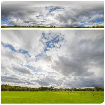 Stormy Clouds 5591 (30k) HDRI Panoramas