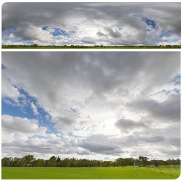 Stormy Clouds 5791 (30k) HDRI Panoramas