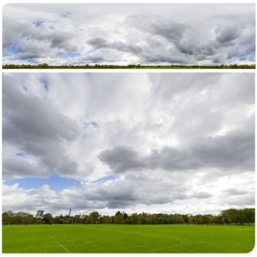 Stormy Clouds 5949 (30k) HDRI Panoramas