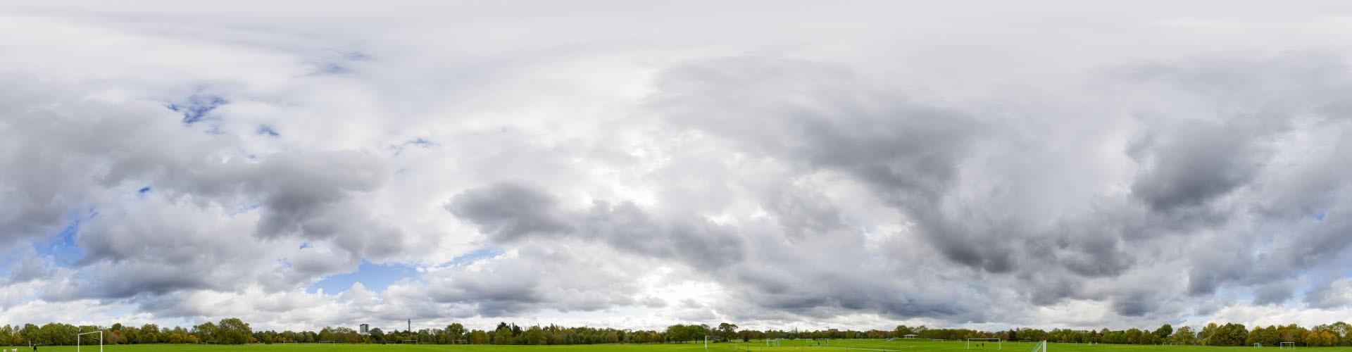 Stormy Clouds 5949 (30k) HDRI
