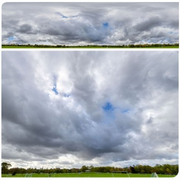 Stormy Clouds 6036 (30k) HDRI Panoramas