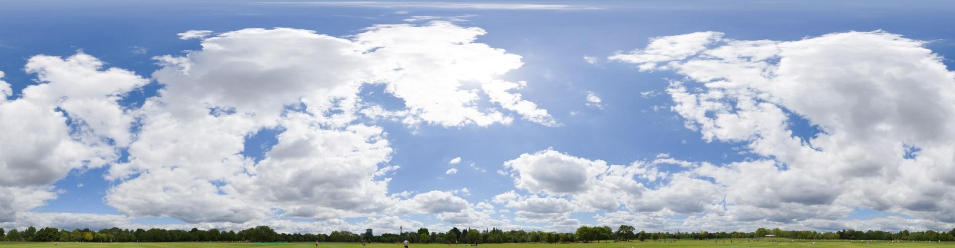 Sunny Clouds 6953 (30k) HDRI