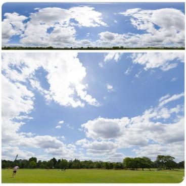 Sunny Clouds 6953 (30k) HDRI Panoramas