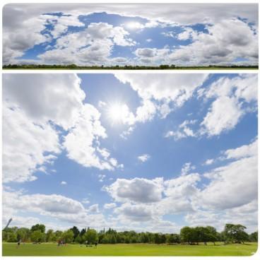 Sunny Clouds 7108 (30k) HDRI