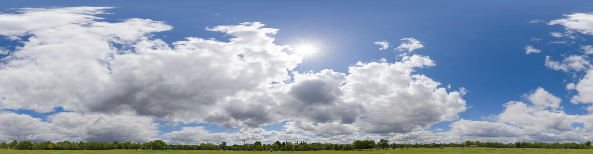 Sunny Clouds 7739 (30k) HDRI