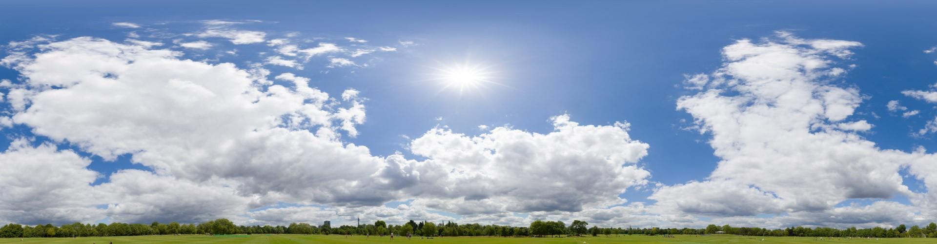 Sunny Clouds 8059 (30k) HDRI