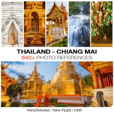 Thailand- Chiang Mai Photo Packs