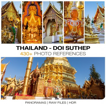 Thailand - Doi Suthep Photo Packs