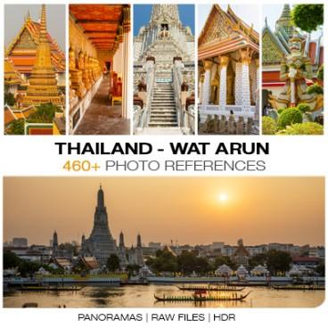 Thailand - Wat Arun Photo Packs