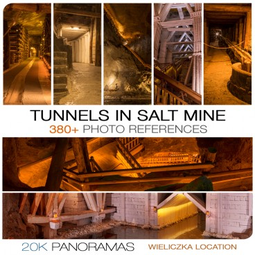 TUNNELS IN SALT MINE VOL.2