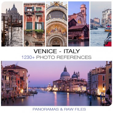 Venice - Italy  Photo Packs