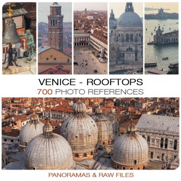 Venice - Rooftops